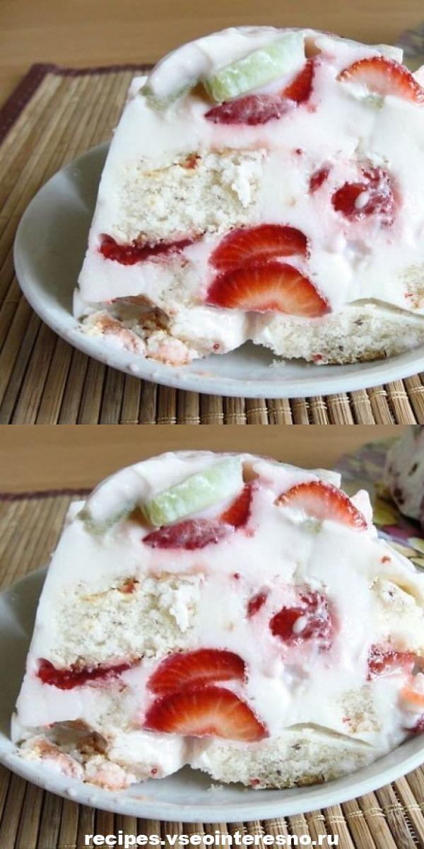 Рецепт полезного и очень вкусного десерта за 1 минуту