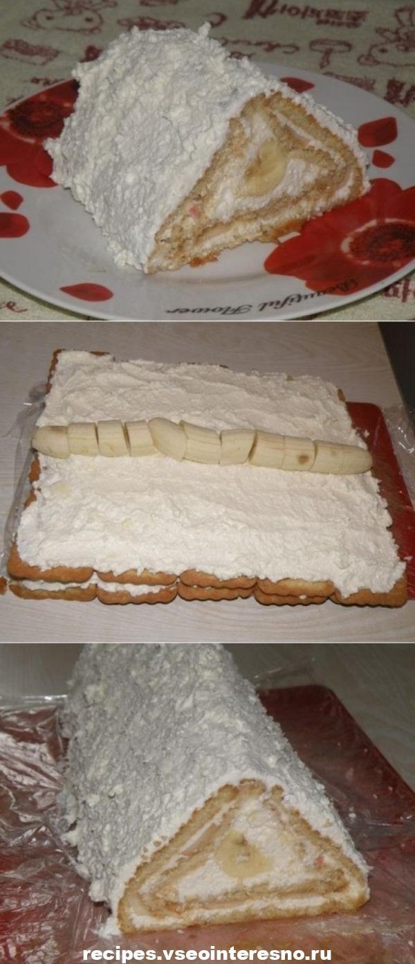 Творожный пирог без выпечки! НЕЗЕМНОЙ ВКУС!